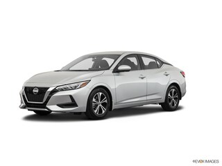 New 2020 Nissan Sentra SV Sedan Ames, IA