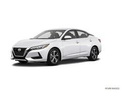 New 2020 Nissan Sentra SV Sedan Winston Salem, North Carolina