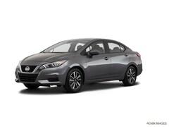 New 2020 Nissan Versa 1.6 SV Sedan in Chattanooga