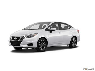 New 2020 Nissan Versa 1.6 SV Sedan Clovis, CA