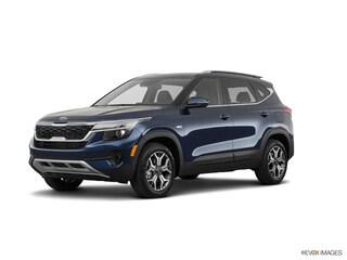 New 2021 Kia Seltos EX SUV KNDERCAA3M7221495 in Redding, CA