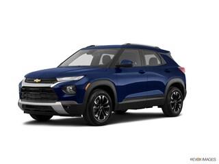 New 2021 Chevrolet Trailblazer LT SUV for sale in Lafayette, IN