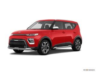 2021 Kia Soul X-Line Hatchback