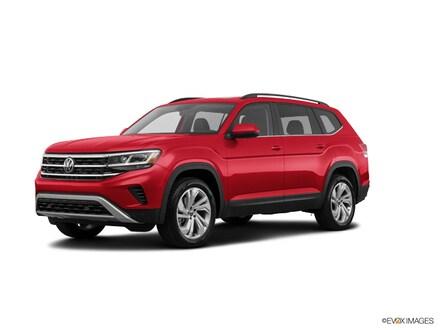 New 2021 Volkswagen Atlas 2.0T SE w/Technology SUV in Fort Myers