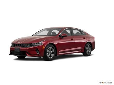 Featured New 2021 Kia K5 LXS Sedan for sale near you in Framingham, MA