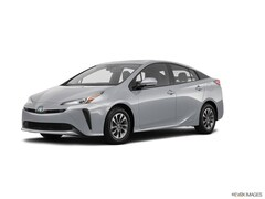 2021 Toyota Prius Limited Hatchback
