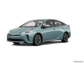 New 2021 Toyota Prius XLE Hatchback Sandusky