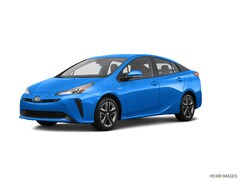 New 2021 Toyota Prius XLE Hatchback in El Paso, TX