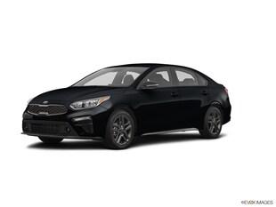 2021 Kia Forte GT-Line Sedan