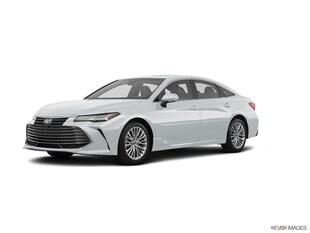 2021 Toyota Avalon Limited Sedan