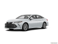 New 2021 Toyota Avalon Limited Sedan for Sale in Hawaii at Servco Toyota