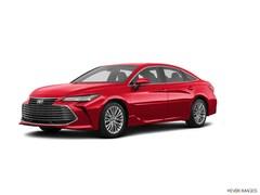 2021 Toyota Avalon Limited Sedan 4T1DZ1FB8MU061600