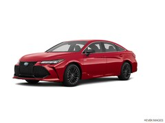 2021 Toyota Avalon Hybrid XSE Sedan 4T1EA1AB8MU16H245