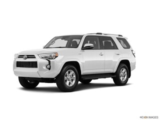 New 2021 Toyota 4Runner SR5 Premium SUV for sale near you in Colorado Springs, CO
