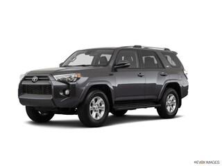 New 2021 Toyota 4Runner SR5 Premium SUV JTENU5JR6M5854774 in Winchester, VA