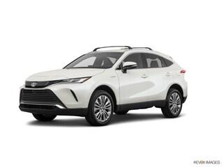 New 2021 Toyota Venza Limited SUV in San Antonio, TX