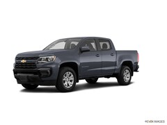 2021 Chevrolet Colorado 2WD LT Truck Extended Cab