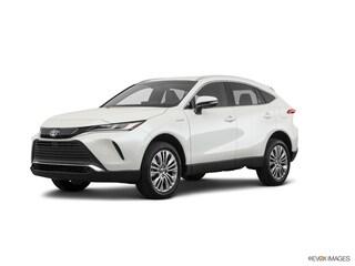 New 2021 Toyota Venza XLE SUV in Charlotte