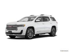 New 2021 GMC Acadia Denali SUV 1GKKNXLS3MZ106688 for sale near Laramie, WY