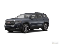 New 2021 GMC Acadia AT4 SUV 1GKKNLLS9MZ106347 for sale near Laramie, WY