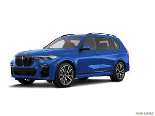 New 2021 BMW X7 M50i SAV in Fort Myers, FL