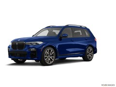New 2021 BMW X7 M50i SAV 5UXCX6C06M9H07341 Myrtle Beach South Carolina