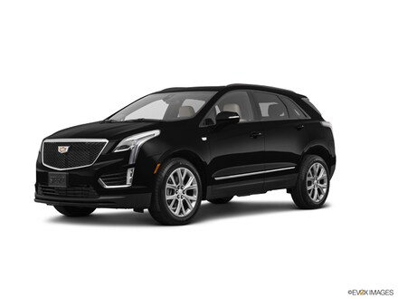2021 Cadillac XT5 Sport Visibility and Technology SUV
