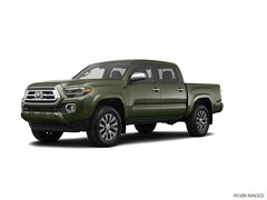 New 2021 Toyota Tacoma Limited Truck Double Cab for Sale in Hawaii at Servco Toyota