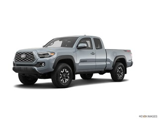 2021 Toyota Tacoma 4WD TRD Off Road V6 Truck Double Cab
