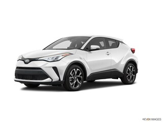 New 2021 Toyota C-HR XLE SUV in Lakewood NJ