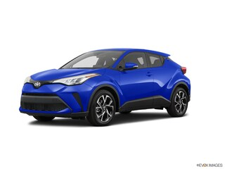 New 2021 Toyota C-HR XLE SUV for sale near you in Colorado Springs, CO
