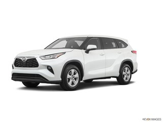 2021 Toyota Highlander LE Sport Utility For Sale in Redwood City, CA