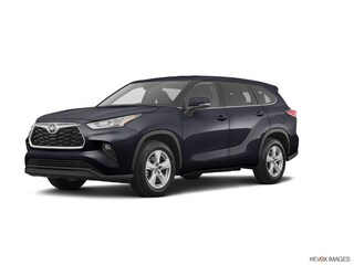 New 2021 Toyota Highlander LE SUV for sale in Charlotte