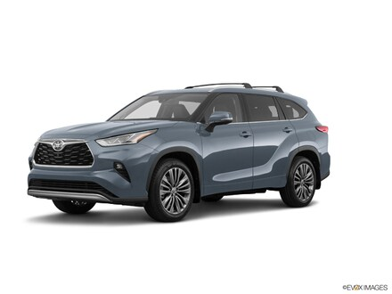 Featured New 2021 Toyota Highlander Platinum SUV for sale near you in Peoria, AZ