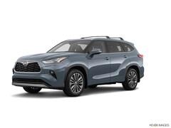 2021 Toyota Highlander Platinum SUV in Marshall