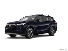 New 2021 Toyota Highlander Platinum SUV for sale in Sumter, SC