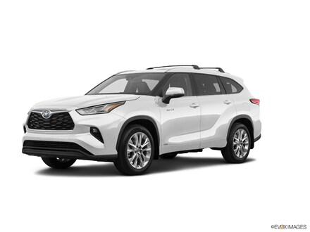 2021 Toyota Highlander Hybrid Limited Sport Utility