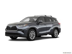 2021 Toyota Highlander Hybrid Limited SUV in Marshall