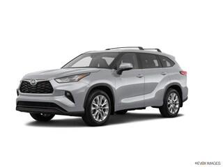 New 2021 Toyota Highlander Hybrid Limited SUV in San Antonio, TX