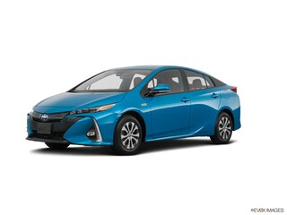 New 2021 Toyota Prius Prime Limited Hatchback in San Antonio, TX