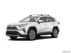 New 2021 Toyota RAV4 Limited SUV for Sale in Hawaii at Servco Toyota