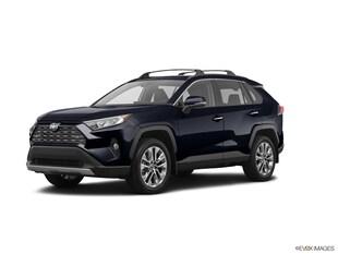 2021 Toyota RAV4 Limited SUV T35271