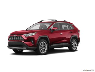2021 Toyota RAV4 Limited SUV for sale in Hollywood, CA