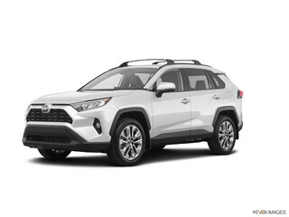 New 2021 Toyota RAV4 XLE Premium SUV in Nederland