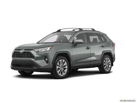 2021 Toyota RAV4 2T3C1RFV7MW25E764