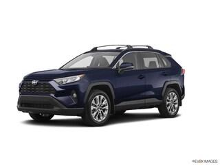 New 2021 Toyota RAV4 XLE Premium SUV for sale in Charlotte