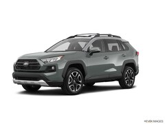 New 2021 Toyota RAV4 Adventure w/ Two Tone SUV in Portsmouth, NH