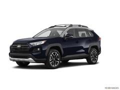 New 2021 Toyota RAV4 Adventure w/ Two Tone SUV in Portsmouth