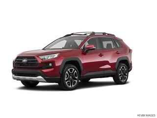 New 2021 Toyota RAV4 Adventure SUV for sale in Charlotte