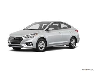 New 2021 Hyundai Accent SEL Sedan Anchorage AK